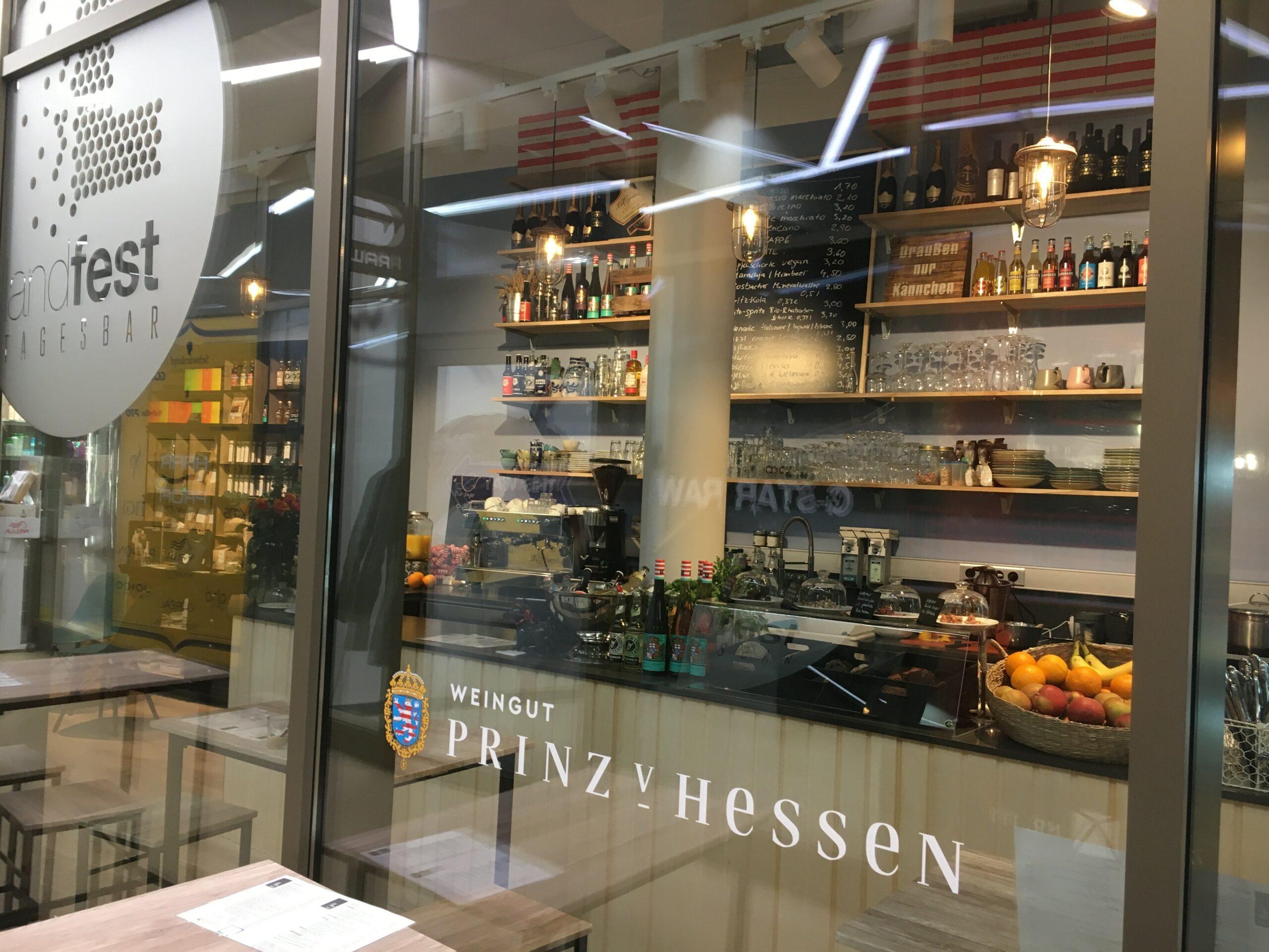 Frühstück Frankfurt Zeil